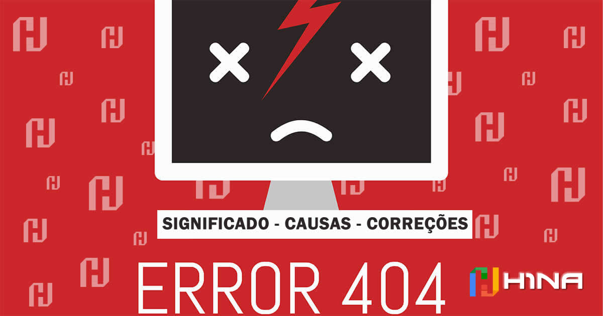 Erro 404 page not found